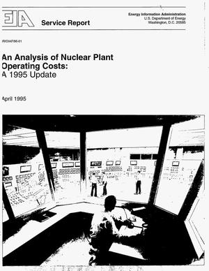Primary view of object titled 'An analysis of nuclear power plant operating costs: A 1995 update'.