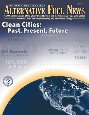 Primary view of object titled 'Alternative Fuel News: Vol. 3, No. 4'.