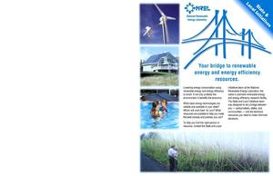 Primary view of object titled 'State and Local Initiatives: Your Bridge to Renewable Energy and Energy Efficiency Resources (Brochure)'.