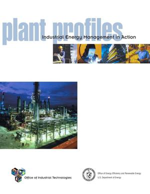 Primary view of object titled 'Plant Profiles: Industrial Energy Management in Action'.