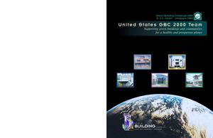Primary view of object titled 'United States GBC 2000 Team: Supporting green buildings and communities for a healthy and prosperous planet'.