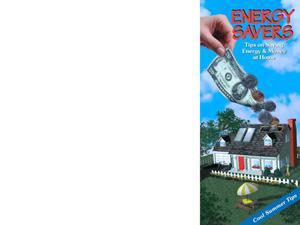 Primary view of object titled 'Energy Savers: Cool Summer Tips'.