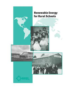 Primary view of object titled 'Renewable Energy for Rural Schools'.