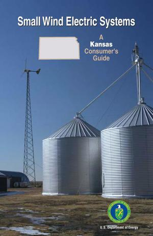 Primary view of object titled 'Small Wind Electric Systems: A Kansas Consumer's Guide'.