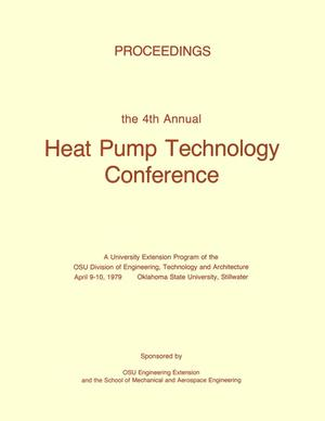 Primary view of object titled 'Heat Pump Modeling: A Progress Report'.