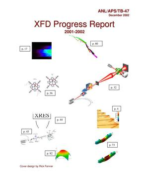 Primary view of object titled 'XFD progress report.'.