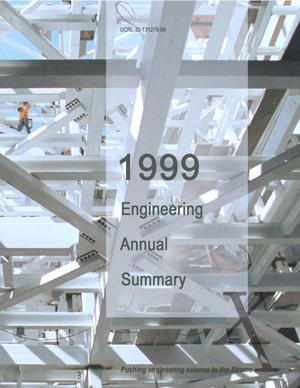 Primary view of object titled 'Engineering Annual Summary 1999'.