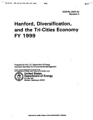Primary view of object titled 'Hanford Diversification and the Tri-Cities Economy FY 1999'.