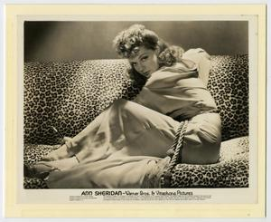 Primary view of object titled '[Ann Sheridan Publicity Print]'.