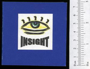 Primary view of object titled 'Insight'.