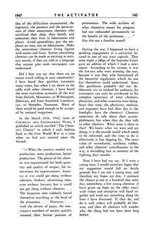 The Activator, Volume 3, Number 5, February 1947 - Page 13 of 32