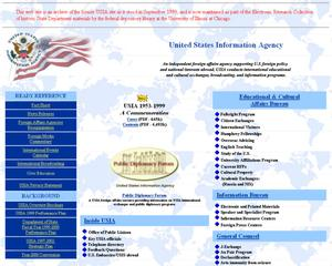 United States Information Agency (USIA)