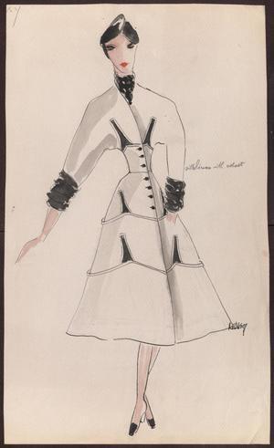 Primary view of Coat Dress