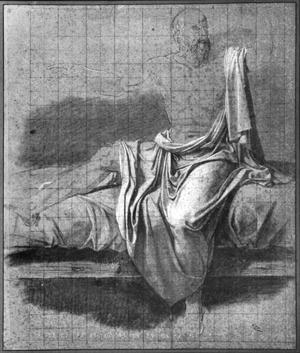 Primary view of Study for the Death of Socrates