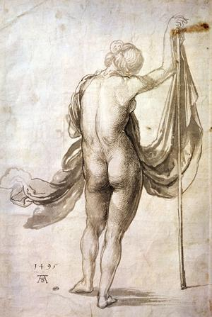 Primary view of Nude Study