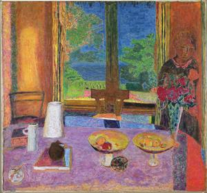 Primary view of object titled 'Dining Room on the Garden'.
