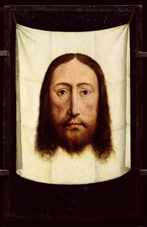 Primary view of The Holy Face