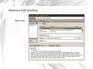 Web Browser Automation With Selenium IDE - Slide 16 of 69