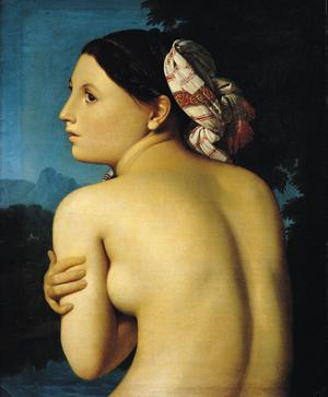 Primary view of Female nude