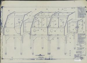 Primary view of object titled '[Los Alamos Dry Box Specifications]'.