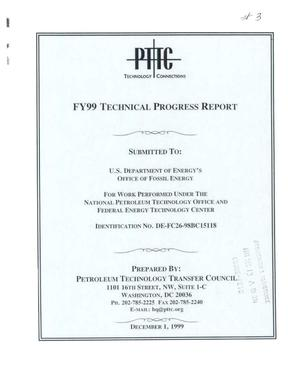 Primary view of object titled 'TECHNOLOGY TRANSFER TO U.S. INDEPENDENT OIL AND NATURAL GAS PRODUCERS'.
