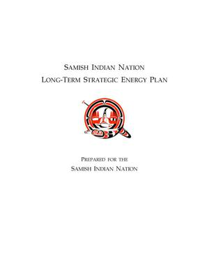 Primary view of object titled 'Samish Indian Nation Long-Term Strategic Energy Plan'.