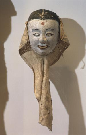 Mask of Shaman (Somu, in Korean)
