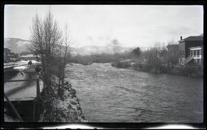 Primary view of object titled '[Photo of a river]'.