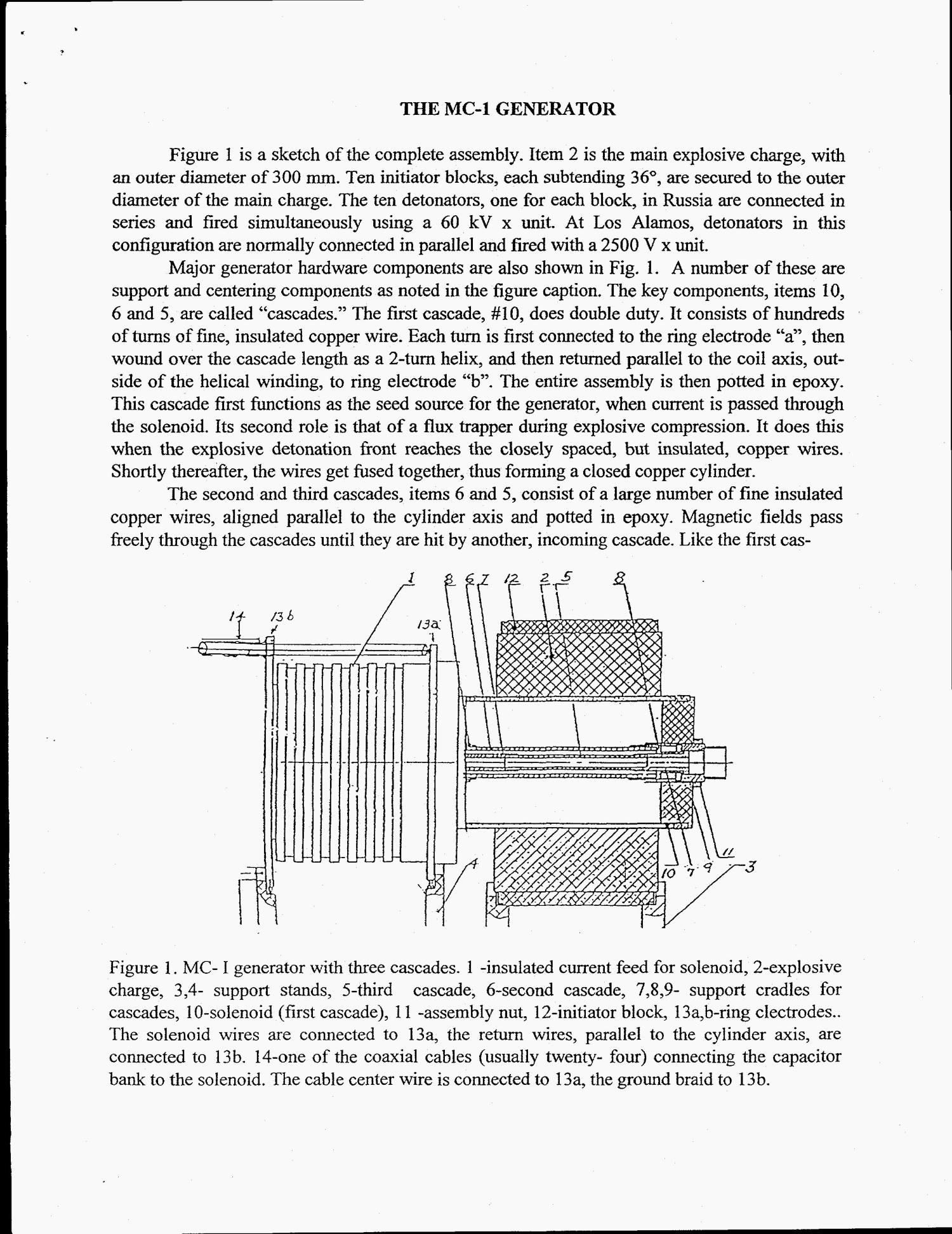 The Russian-American high magnetic field collaboration                                                                                                      [Sequence #]: 4 of 8
