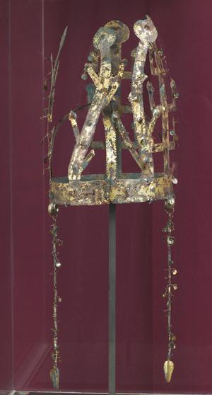 Primary view of object titled 'Crown'.