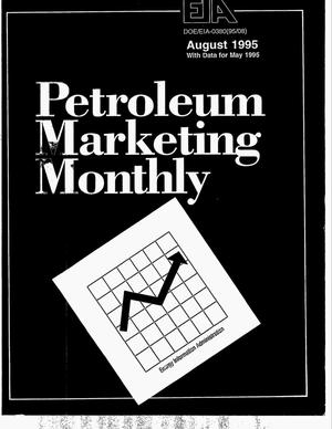 Primary view of object titled 'Petroleum marketing monthly'.