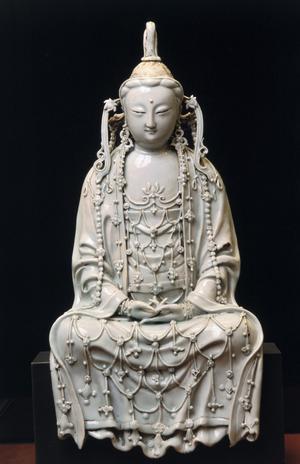Primary view of Bodhisattva Avalokitesvara