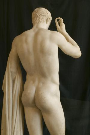 Primary view of object titled 'Marcellus, nephew and first son-in-law of Augustus (murdered in 23 BC)'.