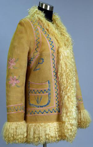 Primary view of object titled 'Jacket'.