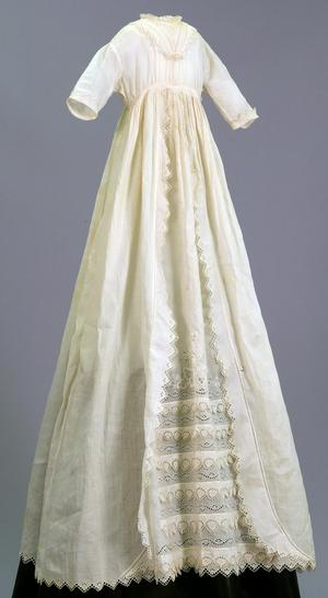 Primary view of Christening Gown