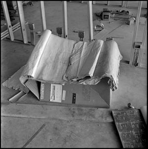 Primary view of [Blueprints on box]