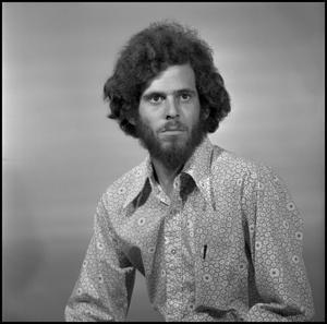 Primary view of [Frank Brooks portrait photo]