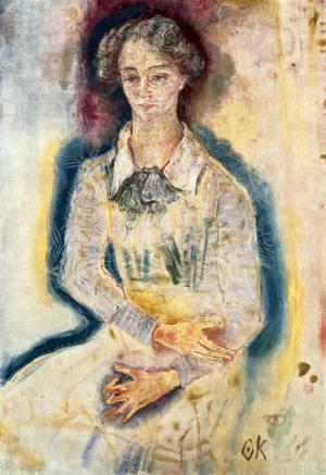 Primary view of Portrait of Lotte Franzos