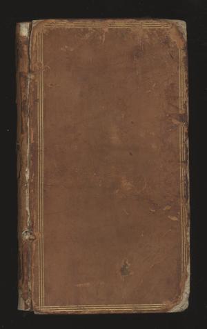 Primary view of Oeuvres de M. Vade, ou recueil des opera-comiques, & parodies qu'il a donnes depuis quelques annees; avec les airs, rondes, & vaudevilles notes; & autres ouvrages du meme auteur.