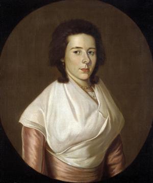 Primary view of Mrs. Asa Benjamin