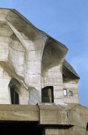 Primary view of object titled 'Second Goetheanum'.