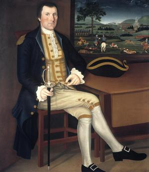 Primary view of Captain Samuel Chandler