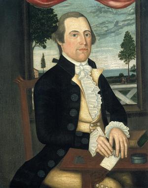 Primary view of Captain Elisha Denison