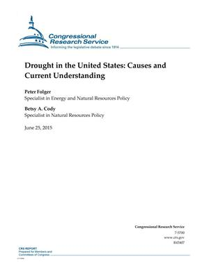 Primary view of object titled 'Drought in the United States: Causes and Current Understanding'.