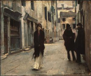 Primary view of Street in Venice