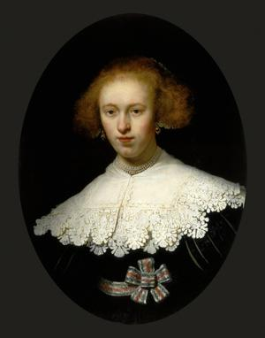 Primary view of Portrait of a Young Woman