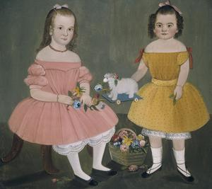 Primary view of object titled 'The Burnish Sisters'.