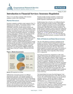 Primary view of object titled 'Introduction to Financial Services: Insurance Regulation'.
