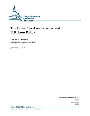 Primary view of object titled 'The Farm Price-Cost Squeeze and U.S. Farm Policy'.