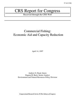 Primary view of object titled 'Commercial Fishing: Economic Aid and Capacity Reduction'.